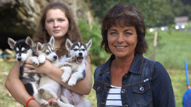 Video «Tiergeschichten (5/10): Tiere in Gefahr» abspielen