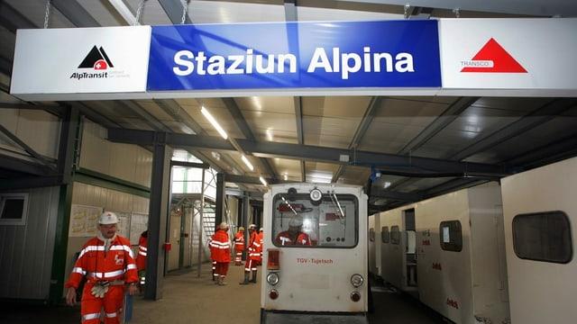 La regenza duai puspè prender si las tractativas per realisar ina Porta Alpina.