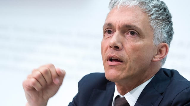 Il procuratur public general Michael Lauber.