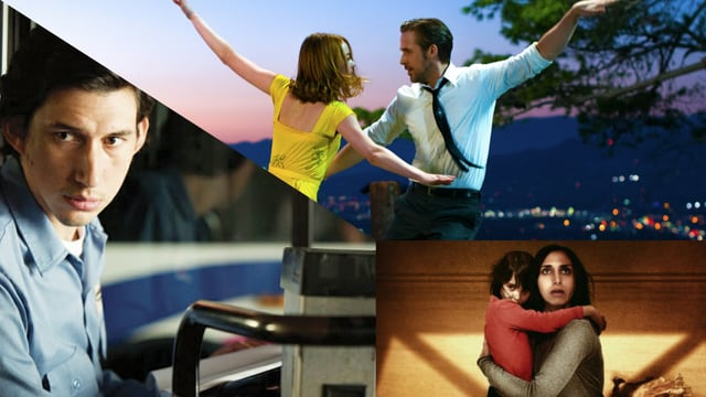«La La Land», «Under The Shadow» und «Paterson» (UZS)