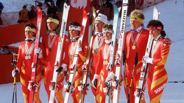 Ski-Nationalmannschaft