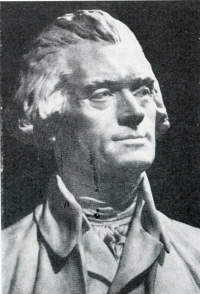 Thomas Jefferson (1743-1826), autur da la decleraziun da l'Indipendenza