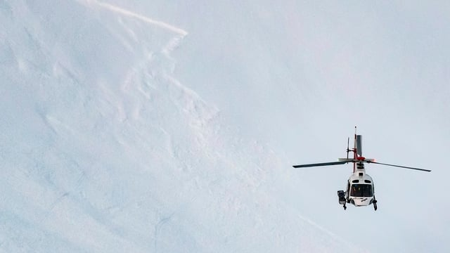 Helikopter.