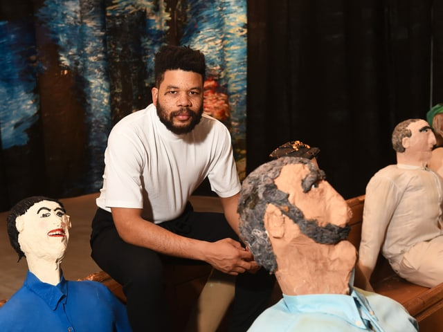 Turner-Preis geht an vier Künstler
