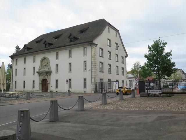 Eingang Kaserne Aarau