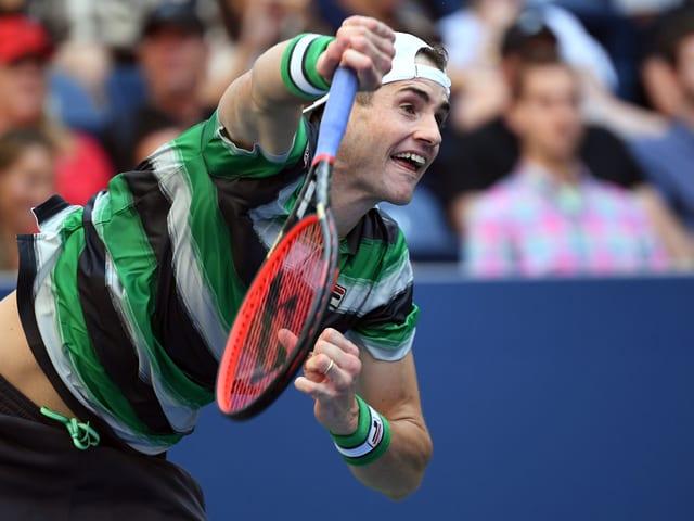 John Isner an den US Open