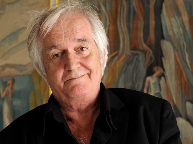 Portrait Henning Mankell