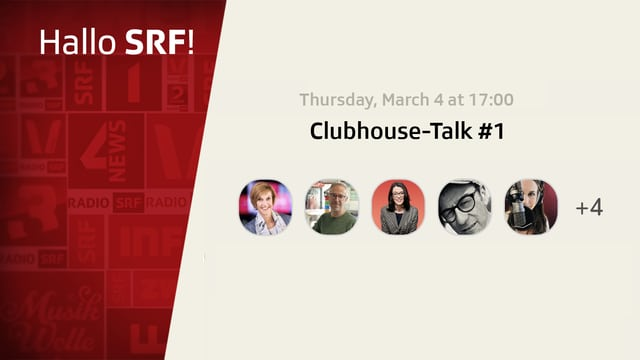 Clubhouse-Talk #1