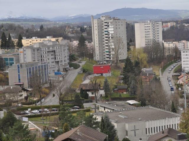 Das Schönberg-Quartier.