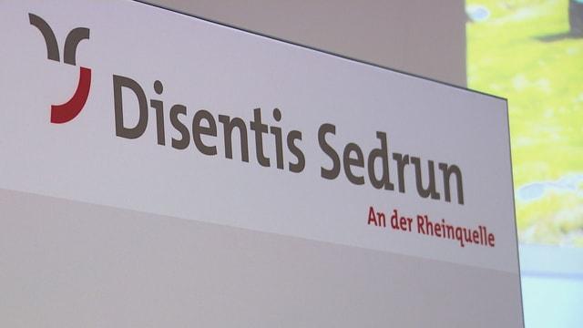 Logo da Sedrun Mustér Turissem.