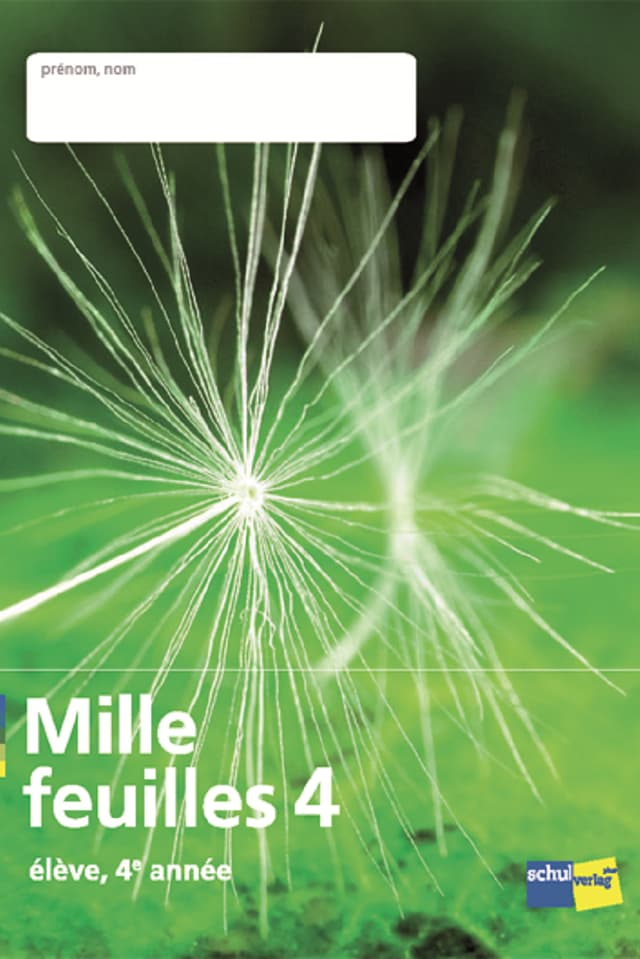 Cover Mille feuilles 4.