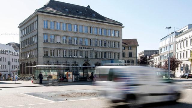 Das Amthaus 2 in Solothurn