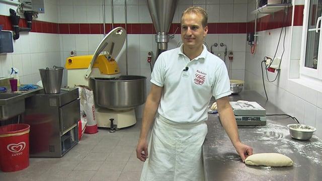 Bäckermeister Felchlin.