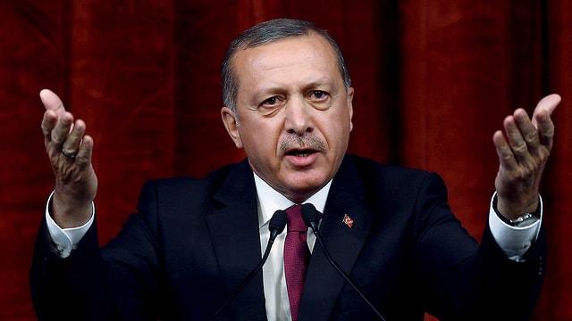 Türkeis Staatspräsident Erdogan.