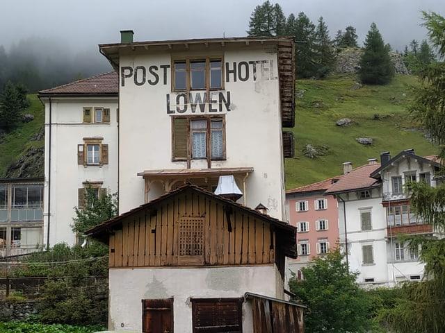 Altes Hotel am Walserweg