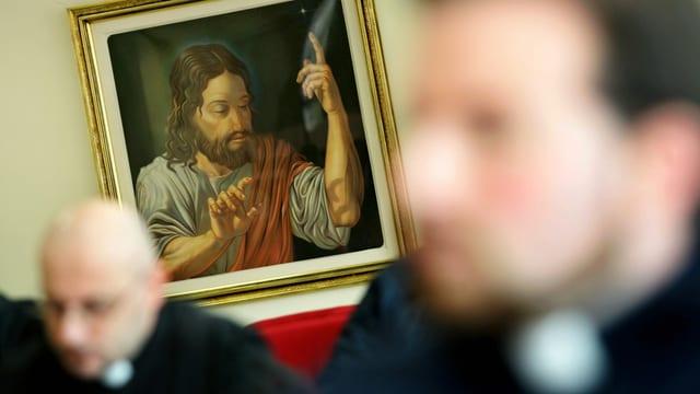 Exorzisten-Ausbildung im Vatikan