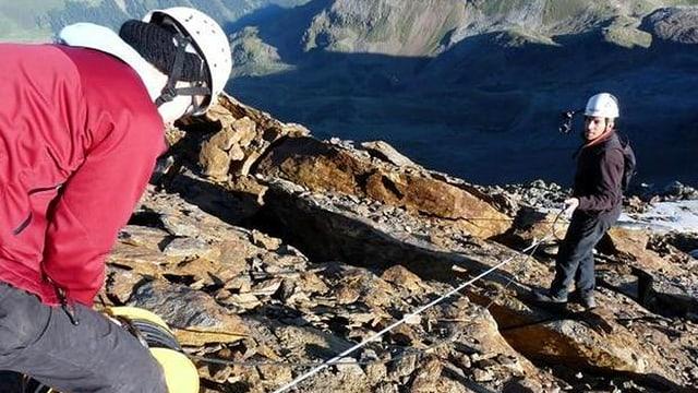 Terra X: Gefahr aus den Bergen