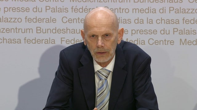 Daniel Koch Leiter Abteilung Übertragbare Krankheiten