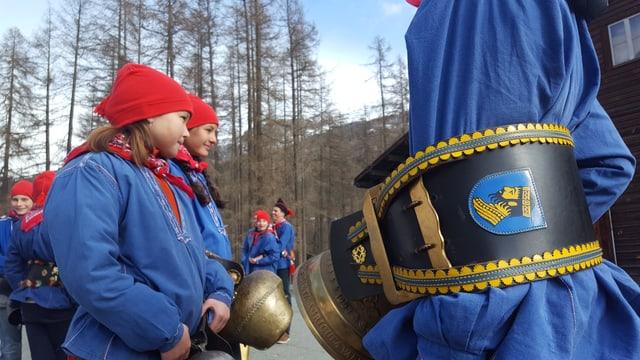 Chalandamarz en Val Müstair dal 2019