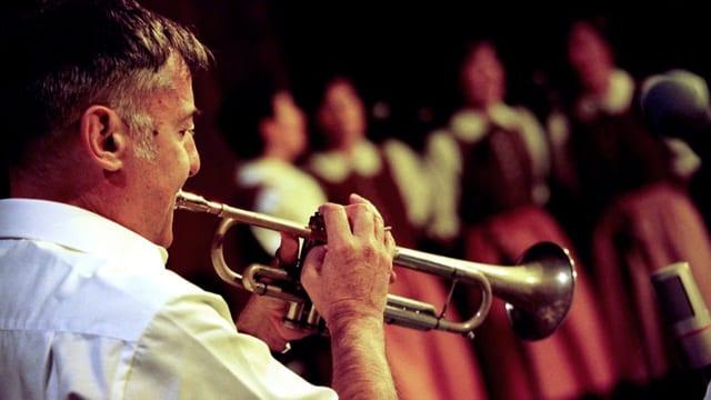 Der Jazztrompeter, der die Volksmusik veränderte