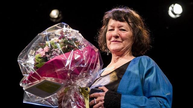 Die Autorin Isolde Schaad ist bekannt für ihren zeitkritischen Blick.