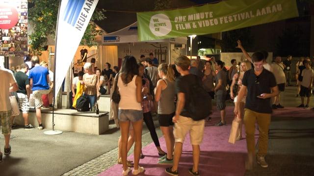 Festival mit Gästen