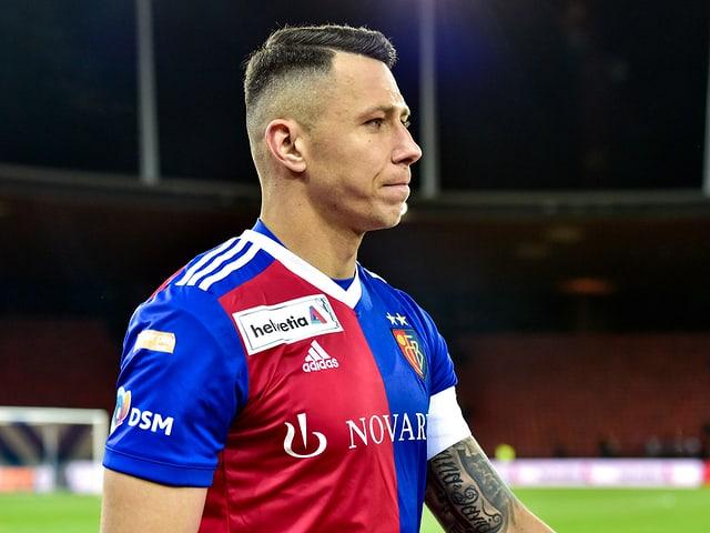 Marek Suchy verlässt den FCB.