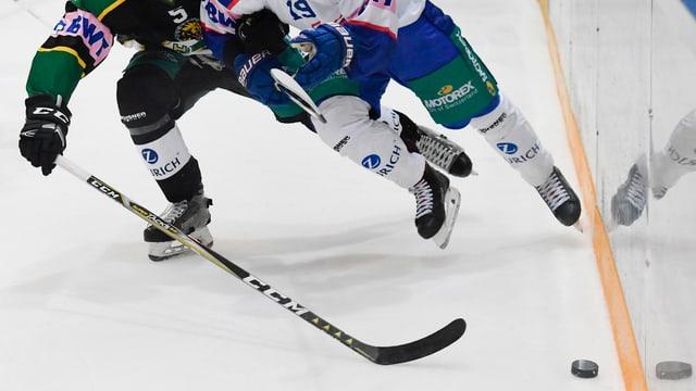 hockeyaners sin glatsch