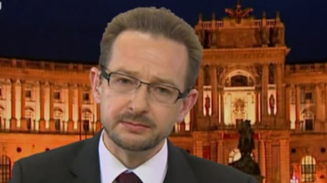 Il diplomat Thomas Greminger