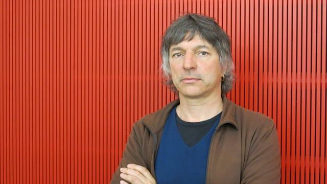 Portraitfoto von Franz Treichler.