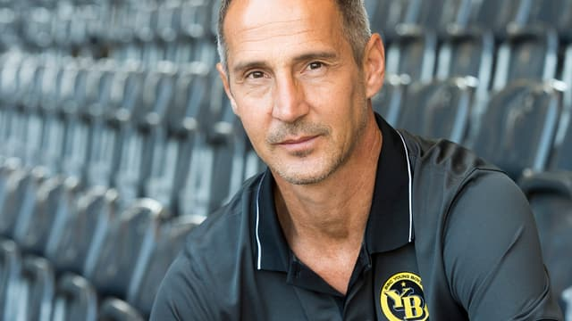 Adi Hütter.