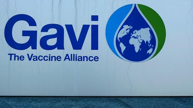 Logo der Gavi
