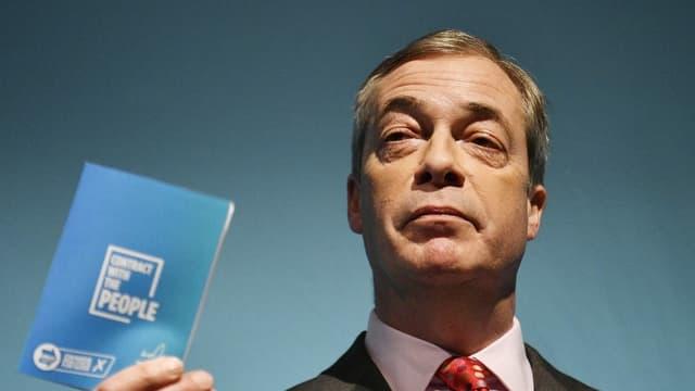 Brexit-Verfechter Farage