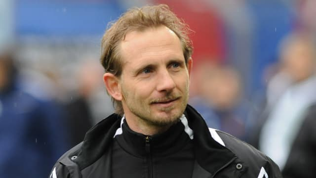 Mauro Lustrinelli im Einsatz beim FC Thun.
