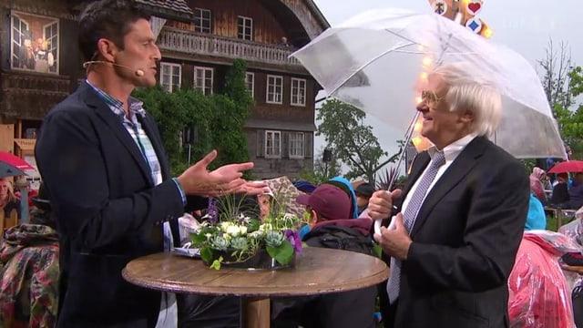 Video «Donnschtig-Jass aus Guggisberg BE» abspielen
