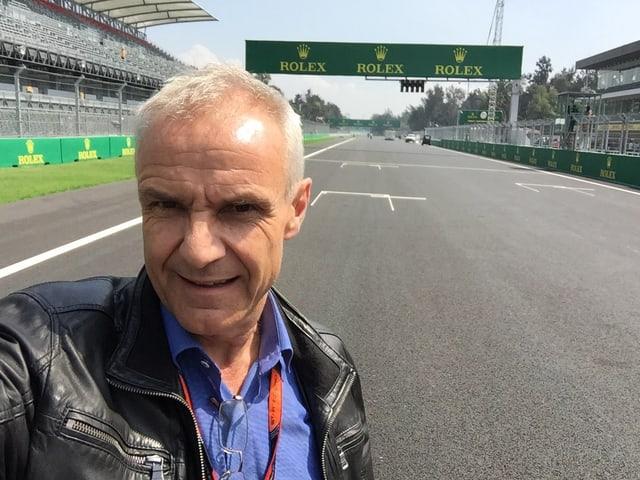 Bild der GP-Strecke von Mexiko