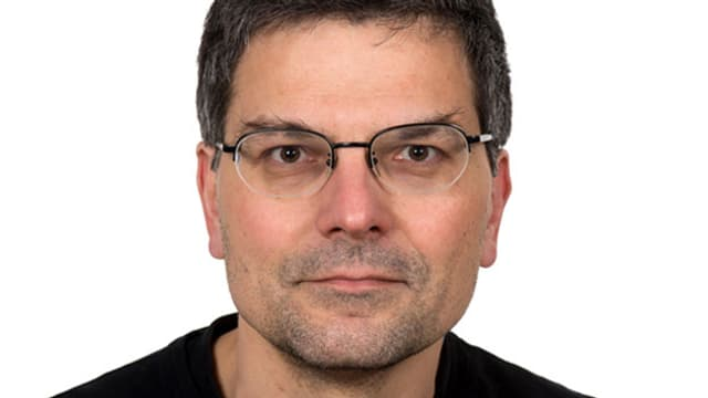 Porträt Thomas Häusler.