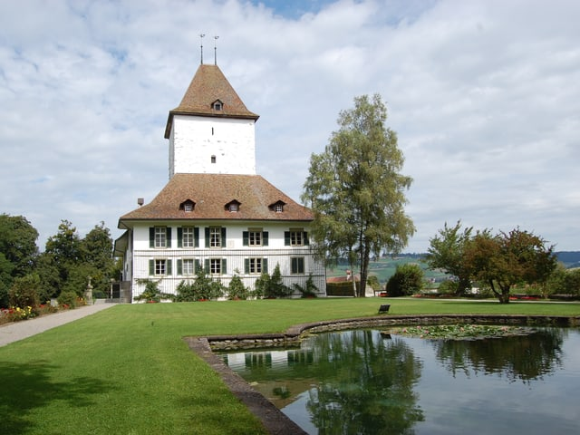 Schloss Wyl in Schlosswil.