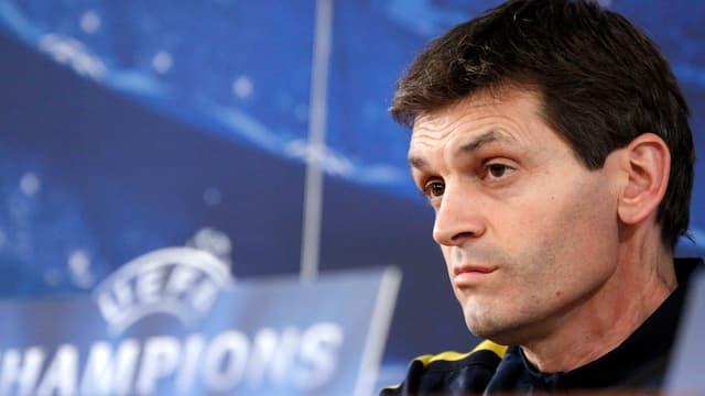 Barcelona-Trainer Tito Vilanova ist erneut an Krebs erkankt.