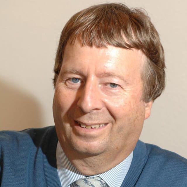 Porträt Hans-Ueli Gubser