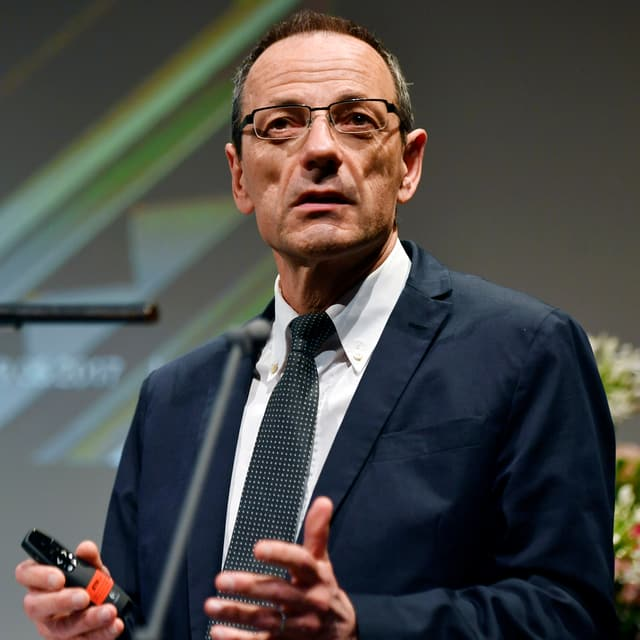 ETH Präsident Lino Guzzella.