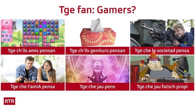 Tge fan gamers?