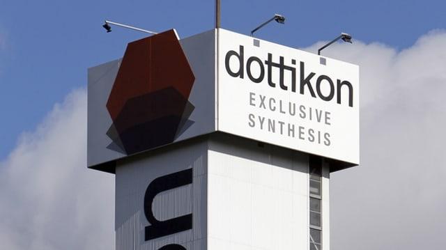 Logo der Dottikon Exclusive Synthesis