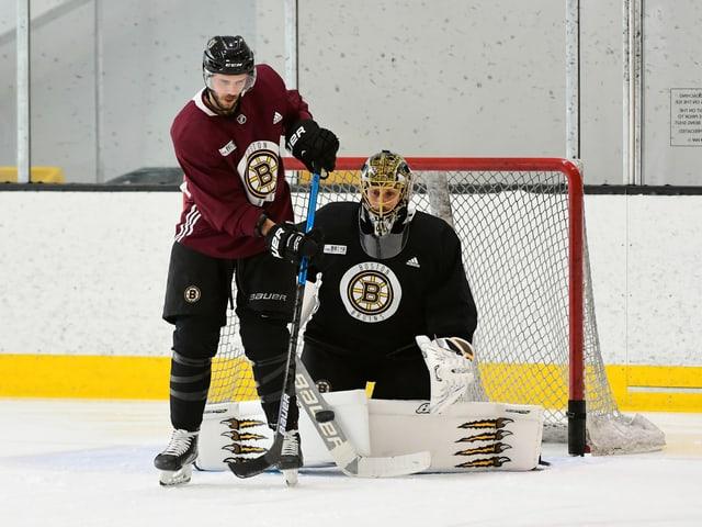 Ab dem 10. Juli dürfen sich die NHL-Teams in Trainingscamps den letzten Schliff holen.