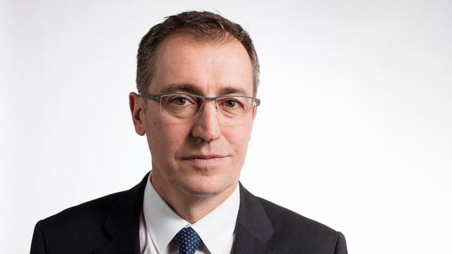 Rino Büchel. Präsident der Aussenpoltischen Kommission des Nationalrats (APK)
