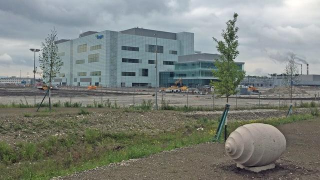 Grosse Fabrik.