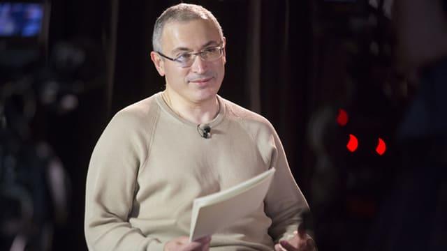 Video «Citizen Khodorkovsky» abspielen