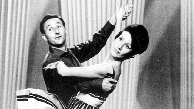 Tanzperlen aus dem SRF-Archiv