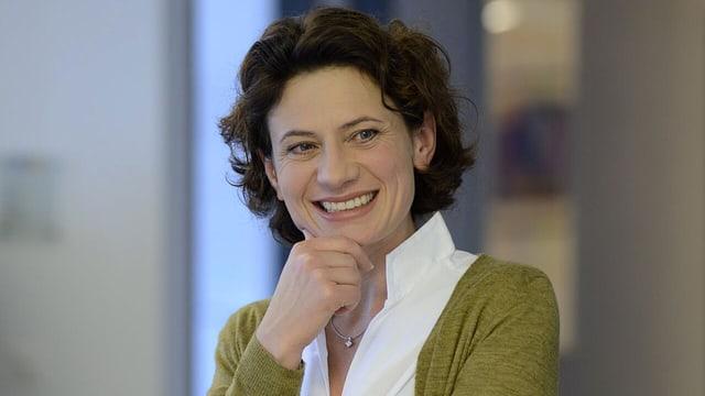 Andrea Belliger Krieger.