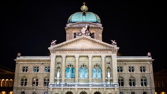 Chasa federala Berna
